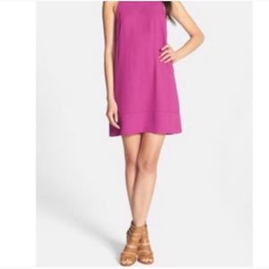 🌻Leith Pink Sleeveless Shift Dress Nordstrom Mini